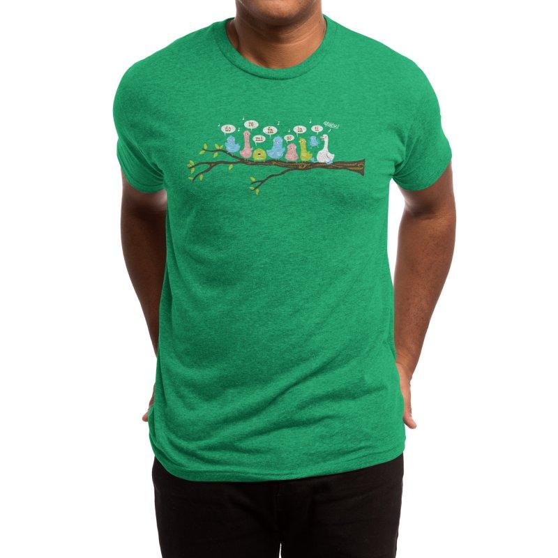 Do-Re-Mi-Quack! Men's T-Shirt by Threadless Artist Shop