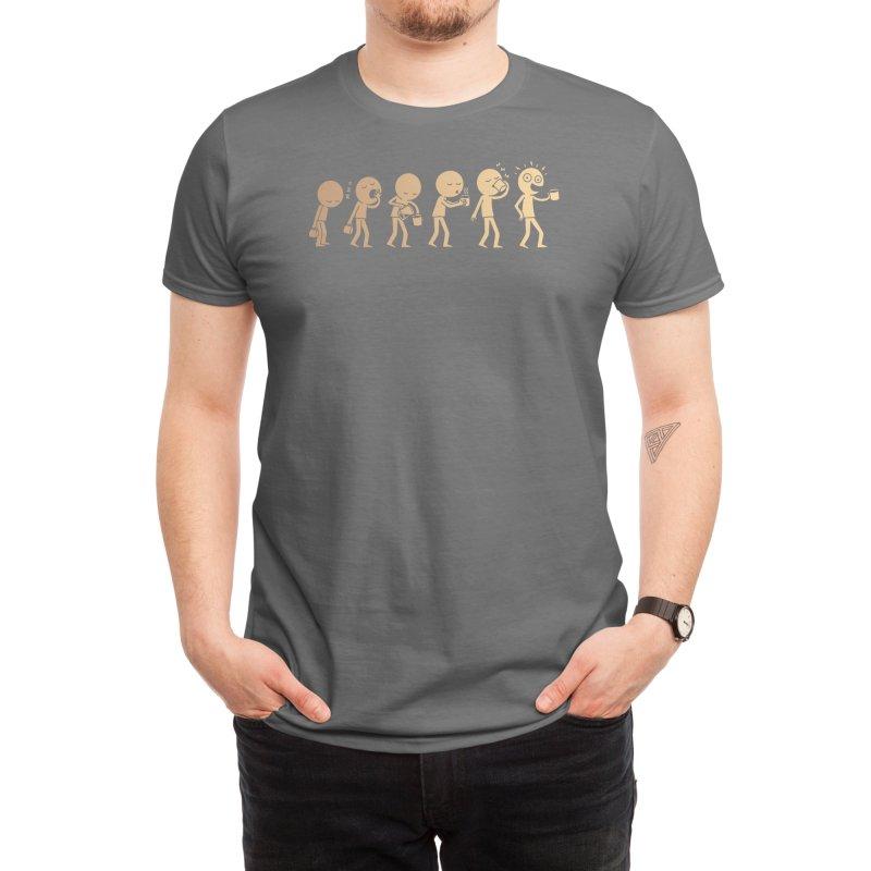 Coffeeloution Men's T-Shirt by Threadless Artist Shop