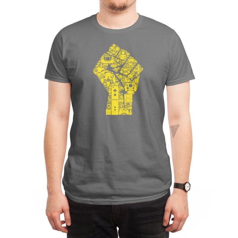The Gaming Revolution Men's T-Shirt by Threadless Artist Shop
