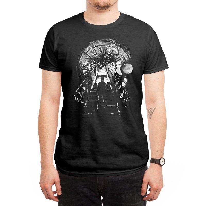 Time Travel Men's T-Shirt by Threadless Artist Shop