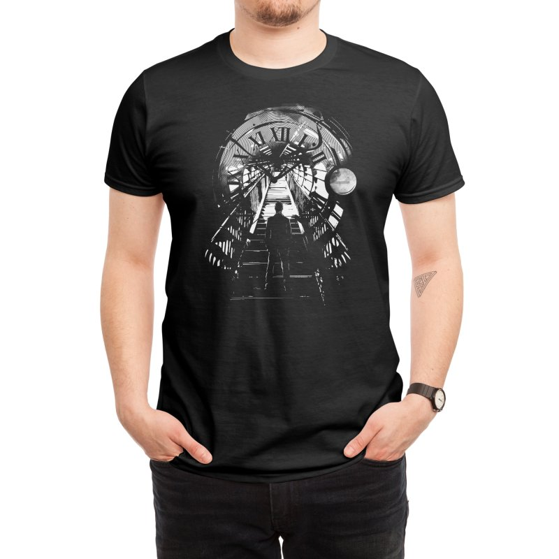 Time Travel Men's T-Shirt by Threadless Artist Shop