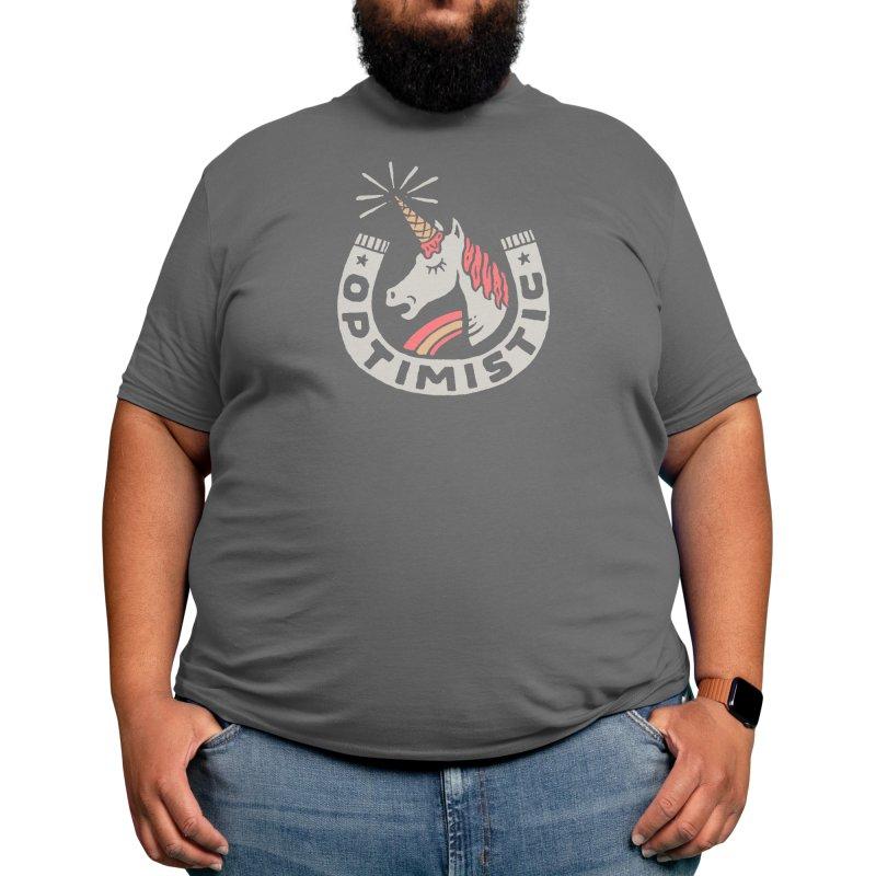 Optimist Men's T-Shirt by Threadless Artist Shop
