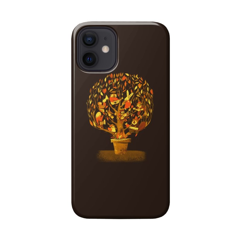 Tree Party Accessories Phone Case by Threadless Artist Shop