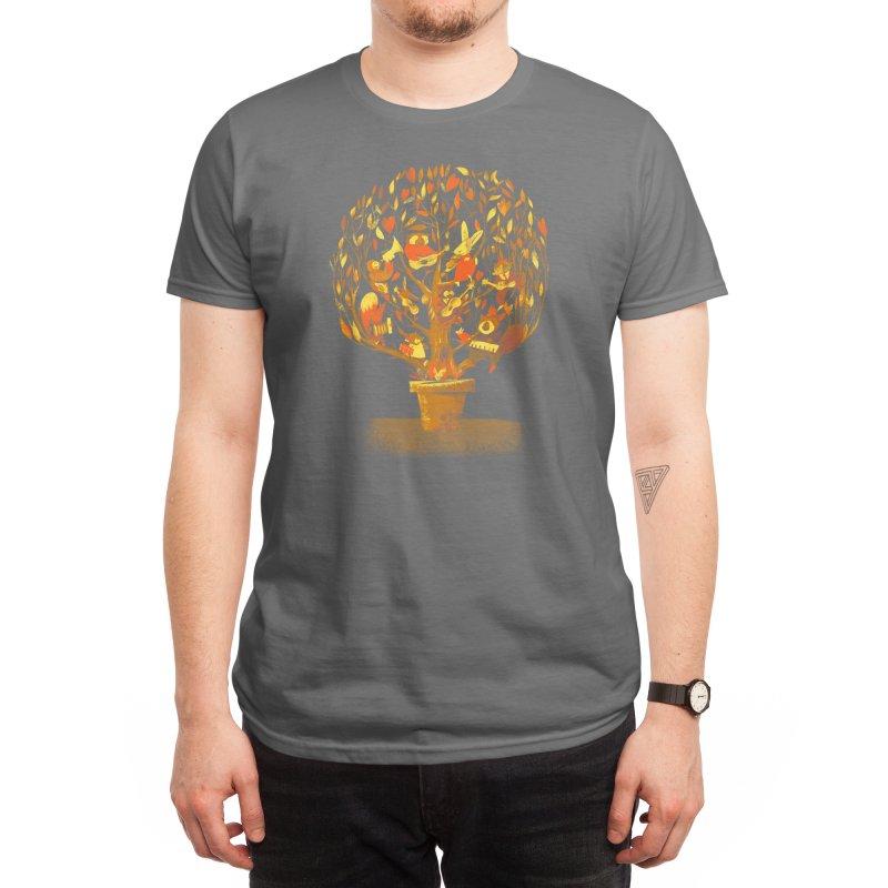 Tree Party Men's T-Shirt by Threadless Artist Shop