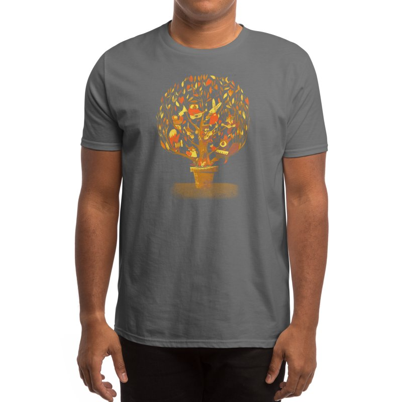 Tree Party Men's T-Shirt by Threadless Artist Shop