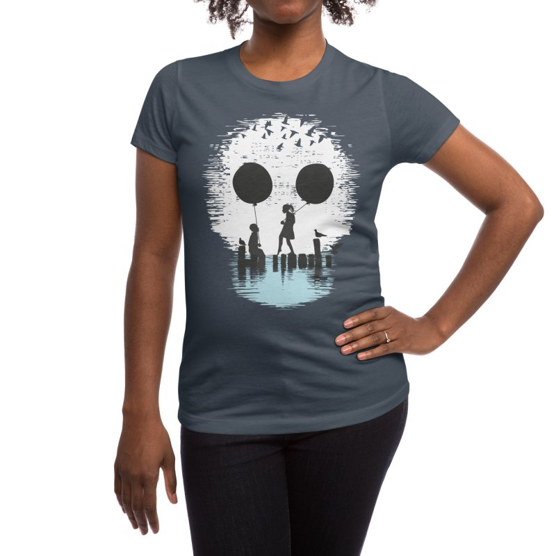 Bye Bye Apocalypse Women's T-Shirt by Threadless Artist Shop