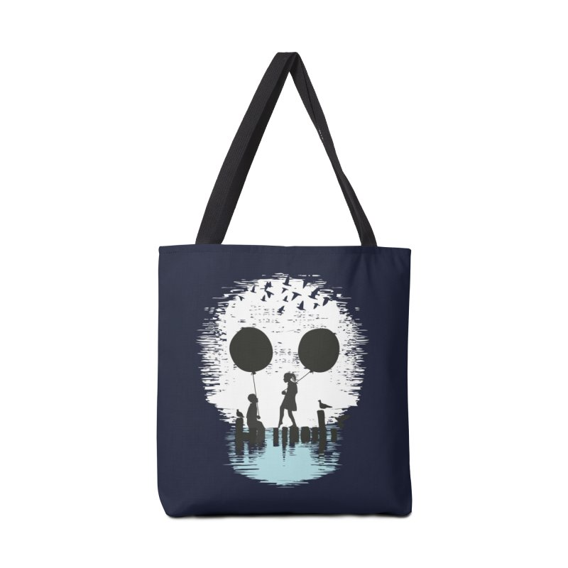 Bye Bye Apocalypse Accessories Bag by Threadless Artist Shop