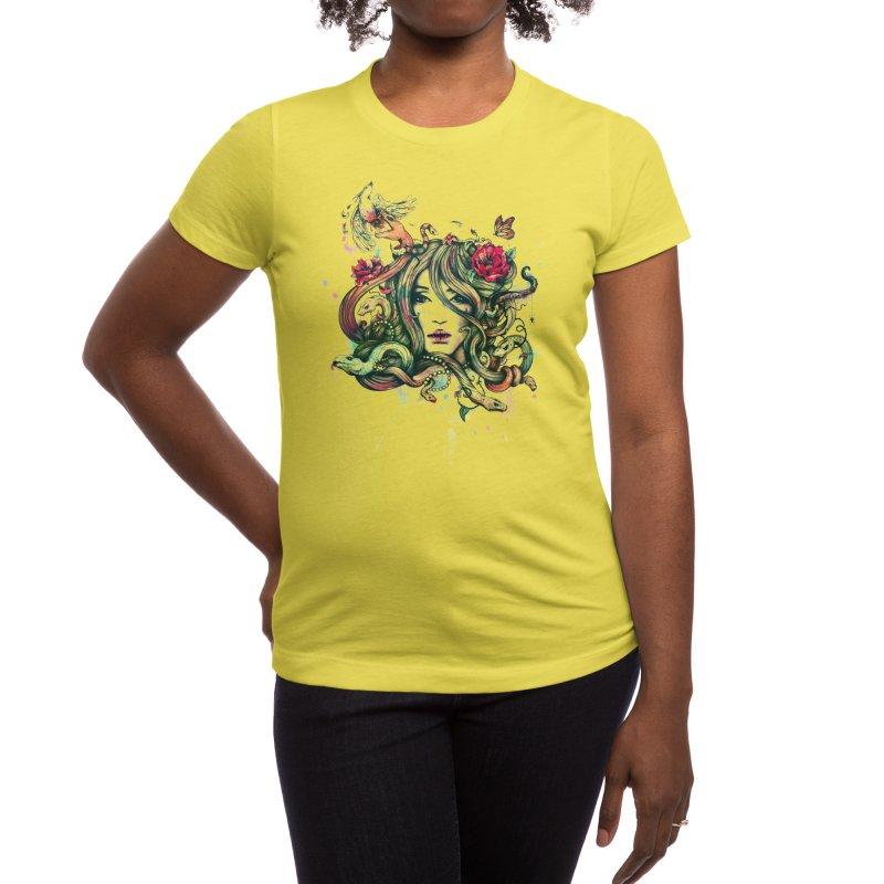 Beauty Before Death Women's T-Shirt by Threadless Artist Shop