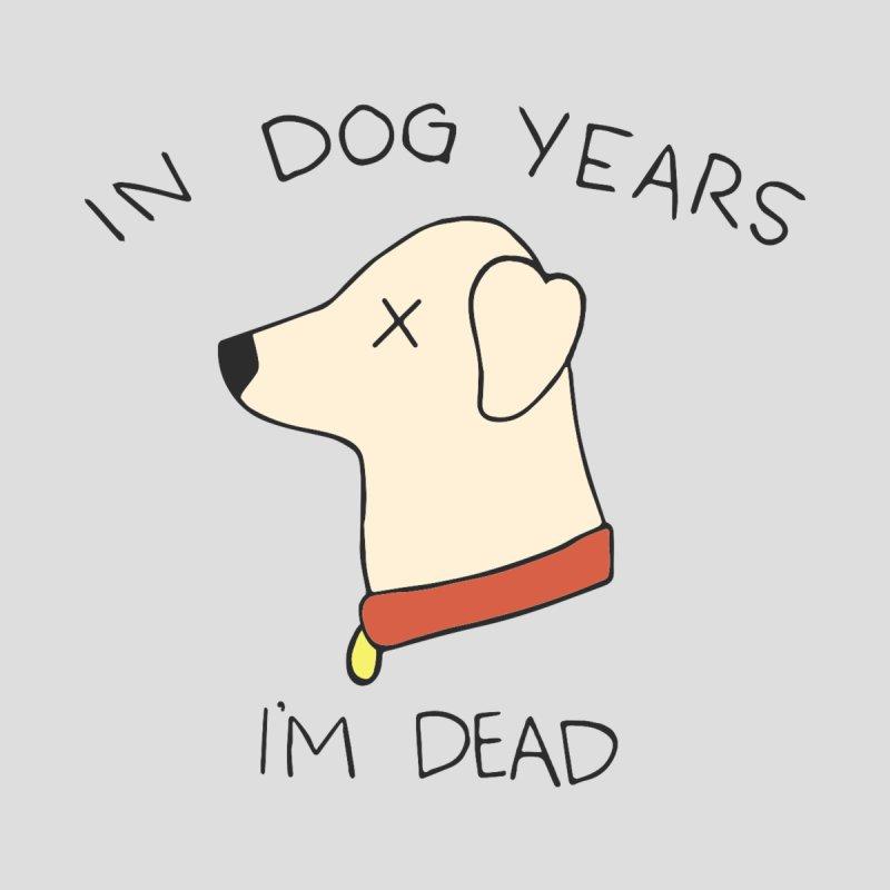 Dog Years Men's Tank by Threadless Artist Shop