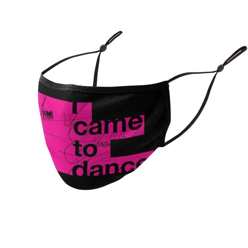 I Wanna Dance Accessories Face Mask by Threadless Artist Shop