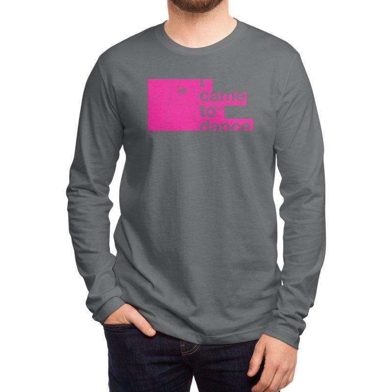 I Wanna Dance Men's Longsleeve T-Shirt by Threadless Artist Shop