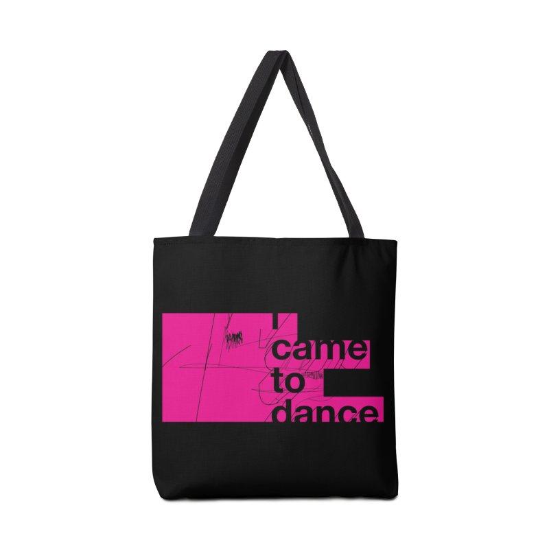 I Wanna Dance Accessories Bag by Threadless Artist Shop