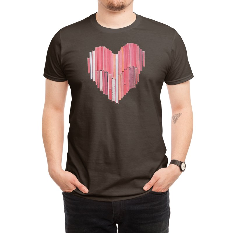 51 Love Stories Men's T-Shirt by Threadless Artist Shop