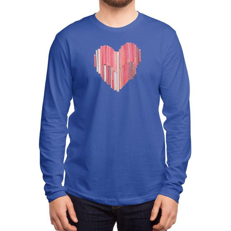 51 Love Stories Men's Longsleeve T-Shirt by Threadless Artist Shop