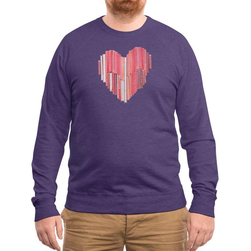 51 Love Stories Men's Sweatshirt by Threadless Artist Shop