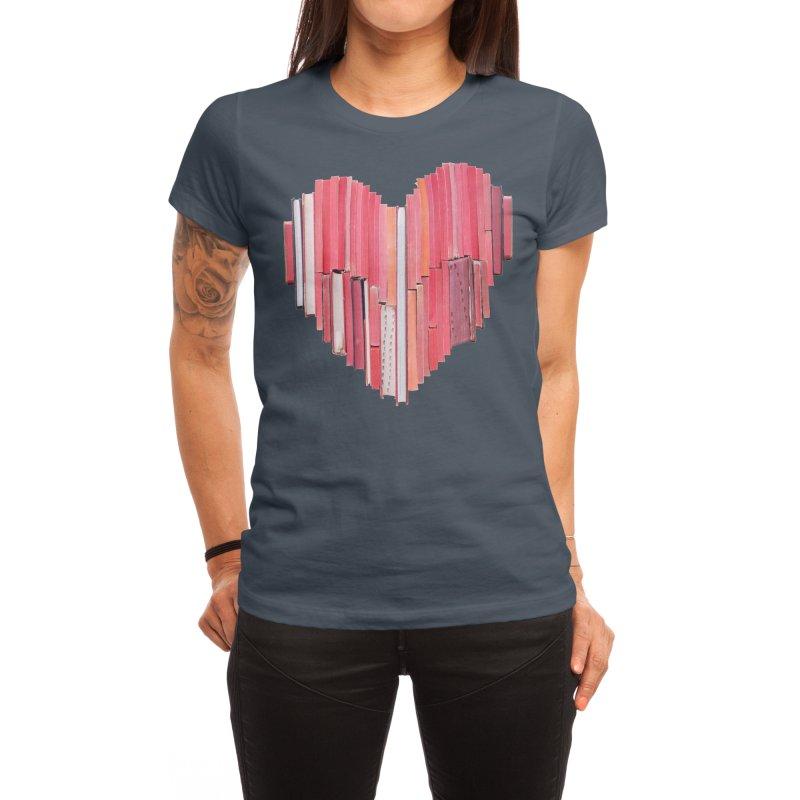 51 Love Stories Women's T-Shirt by Threadless Artist Shop
