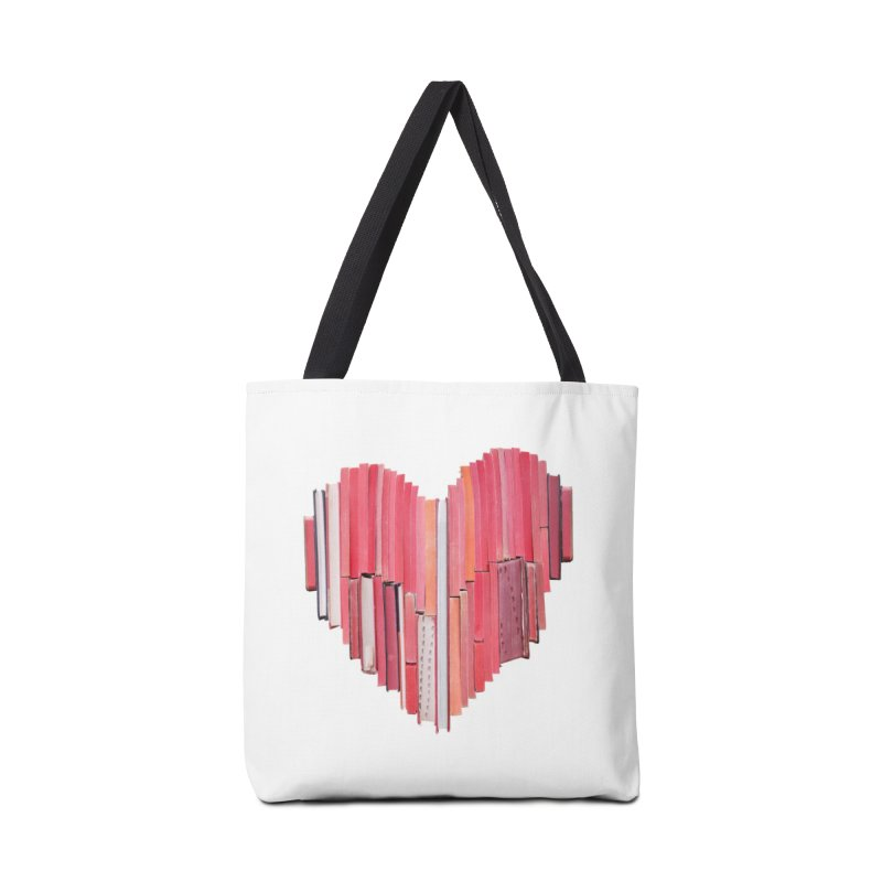 51 Love Stories Accessories Bag by Threadless Artist Shop