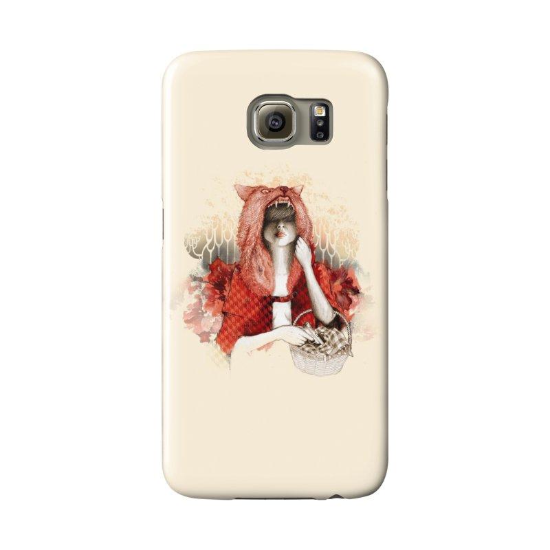 RED Accessories Phone Case by Threadless Artist Shop