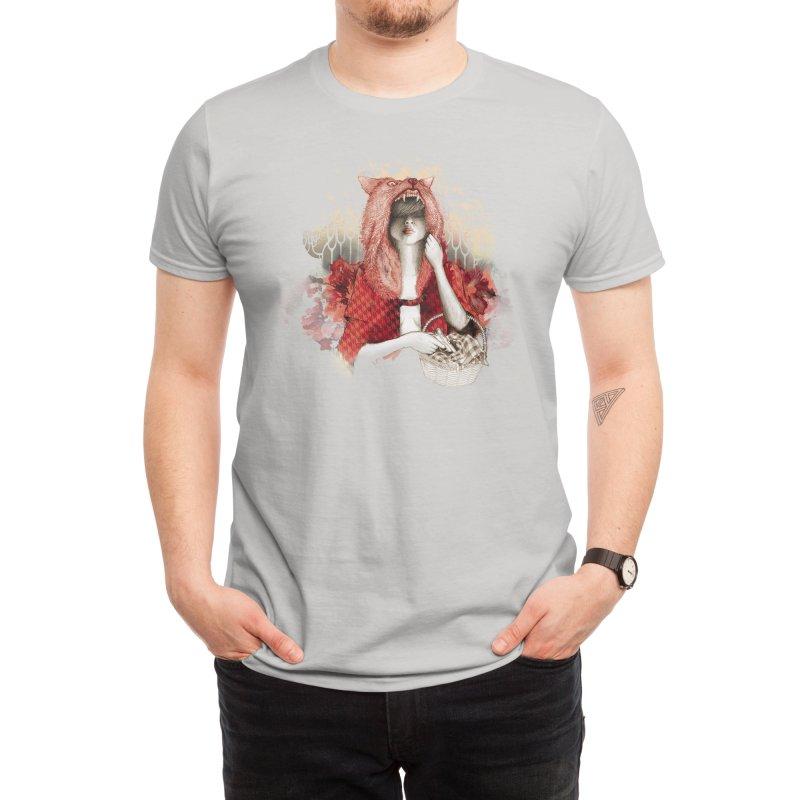 RED Men's T-Shirt by Threadless Artist Shop