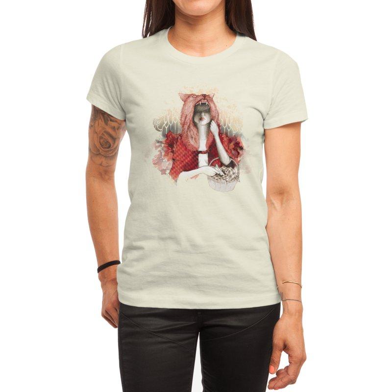 RED Women's T-Shirt by Threadless Artist Shop