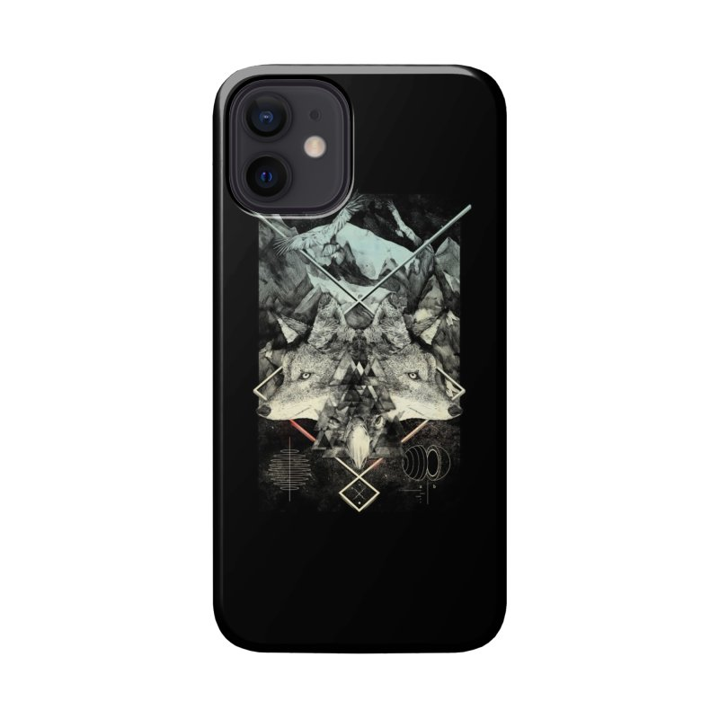 Natural Collapse Accessories Phone Case by Threadless Artist Shop