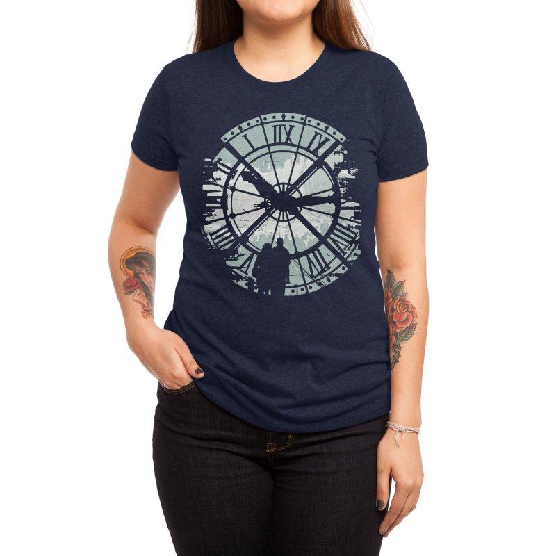 Time Fades Women's T-Shirt by Threadless Artist Shop
