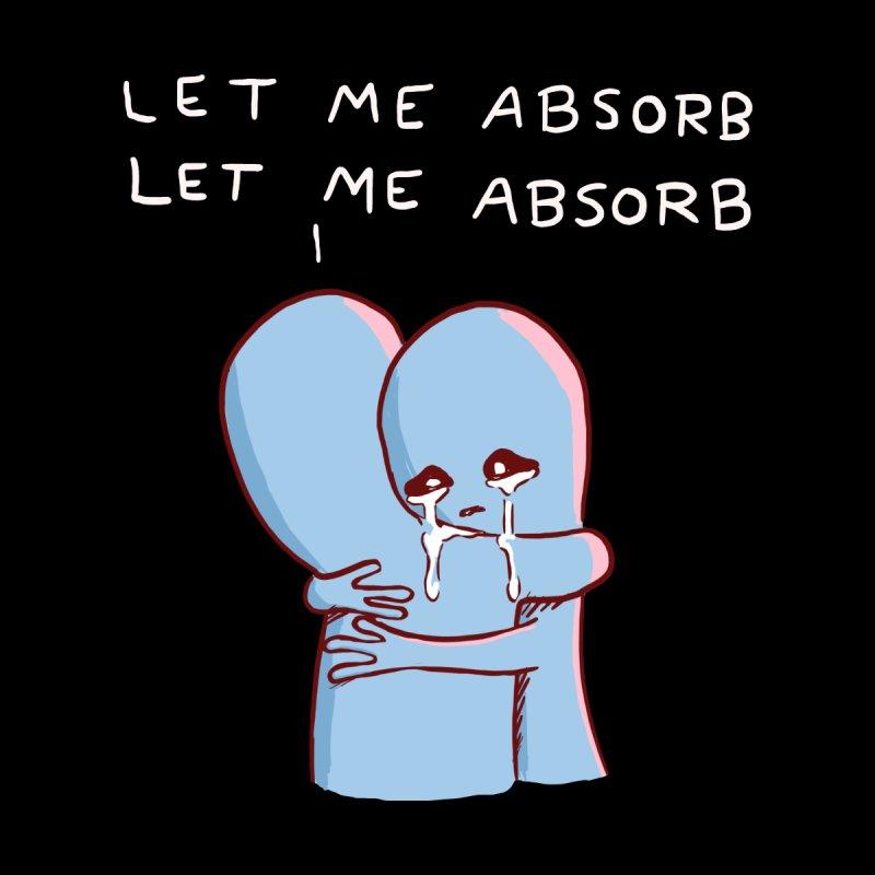 Strange Planet: Let Me Absorb Kids T-Shirt by Threadless Artist Shop