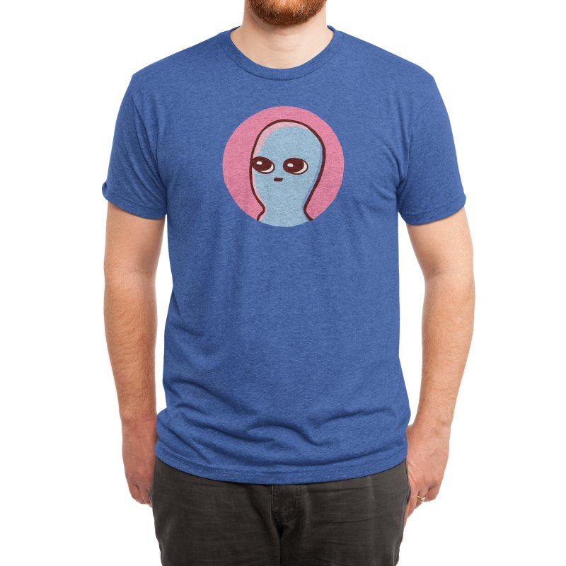 Strange Planet Special Product: Icon Men's T-Shirt by Threadless Artist Shop