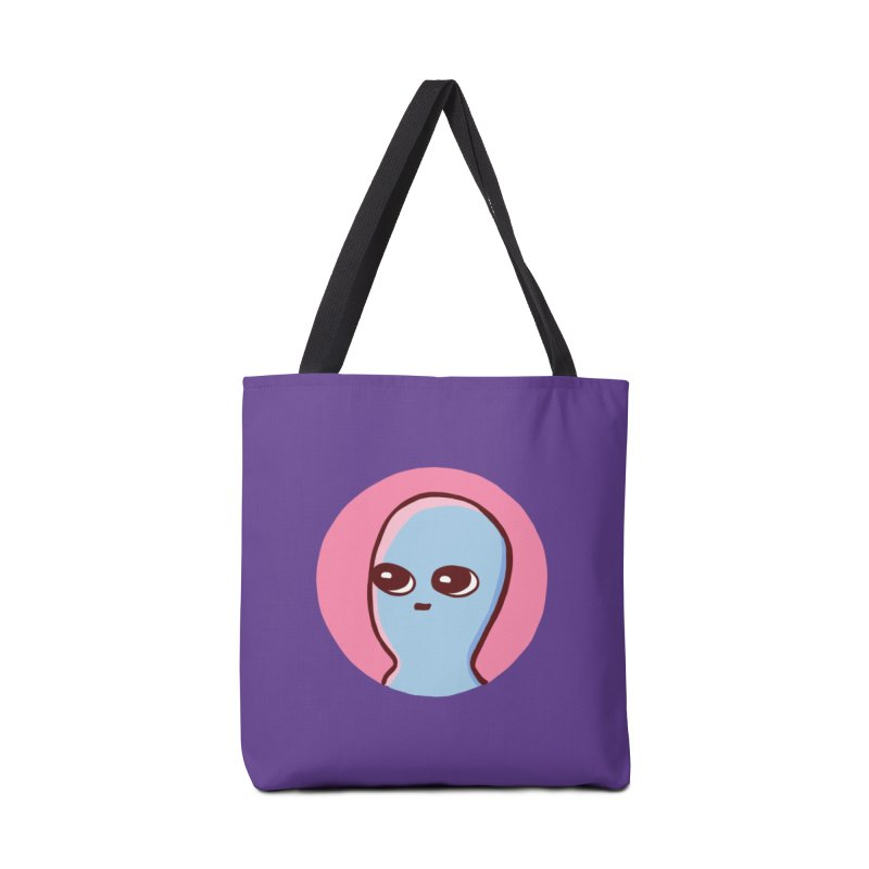 Strange Planet Special Product: Icon Accessories Bag by Threadless Artist Shop