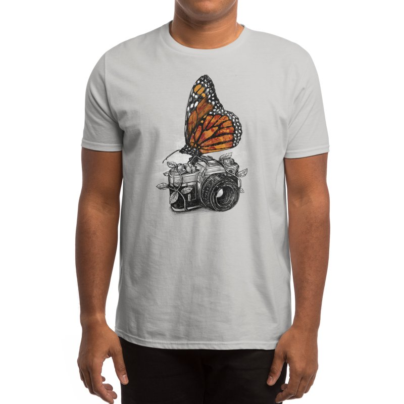 Nature Photography Men's T-Shirt by Threadless Artist Shop