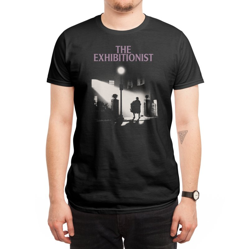 The Exhibitionist Men's T-Shirt by Threadless Artist Shop