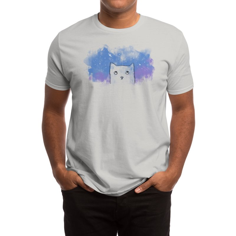 Spacing Out Men's T-Shirt by Threadless Artist Shop