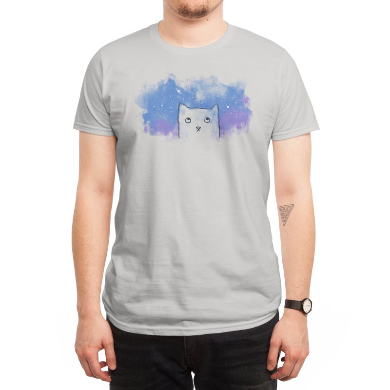 Spacing Out Men's T-Shirt by Threadless Artist Shop