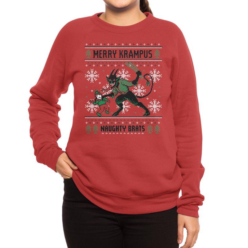 Naughty Brats Women's Sweatshirt by Threadless Artist Shop