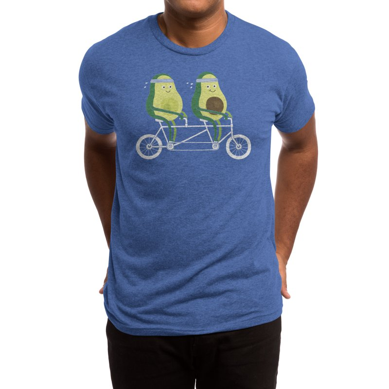 AvoCardio Men's T-Shirt by Threadless Artist Shop