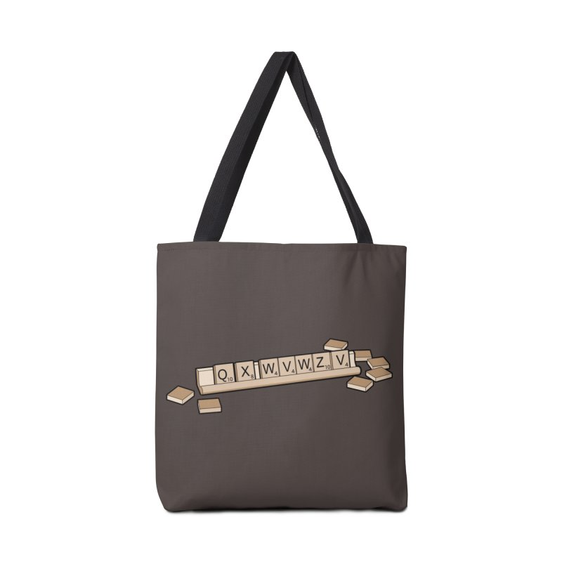 Well, This Just Really Sucks... Accessories Bag by Threadless Artist Shop