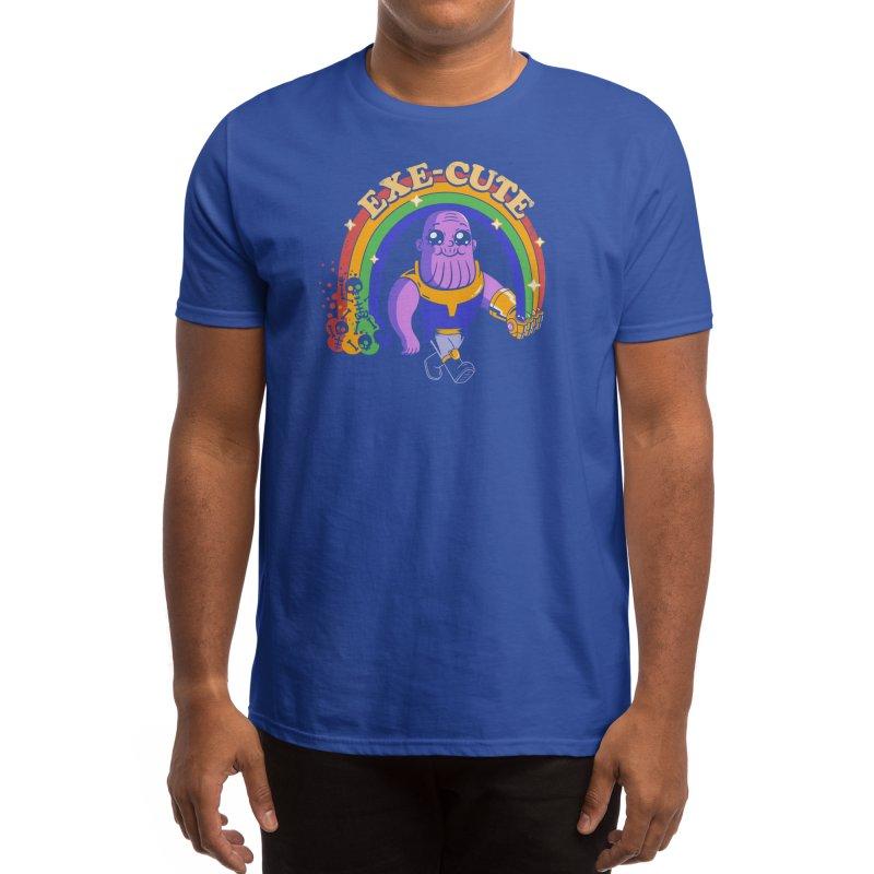 EXE-CUTE Men's T-Shirt by Threadless Artist Shop