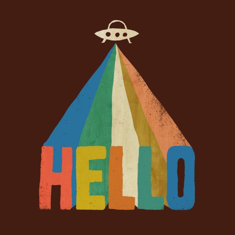 HELLO Men's T-Shirt by Threadless Artist Shop