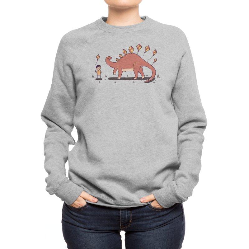 Stego-soar Women's Sweatshirt by Threadless Artist Shop