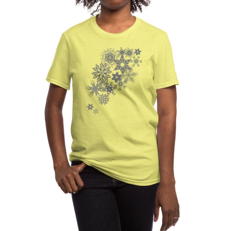 The Forest Drift Women's T-Shirt by Threadless Artist Shop