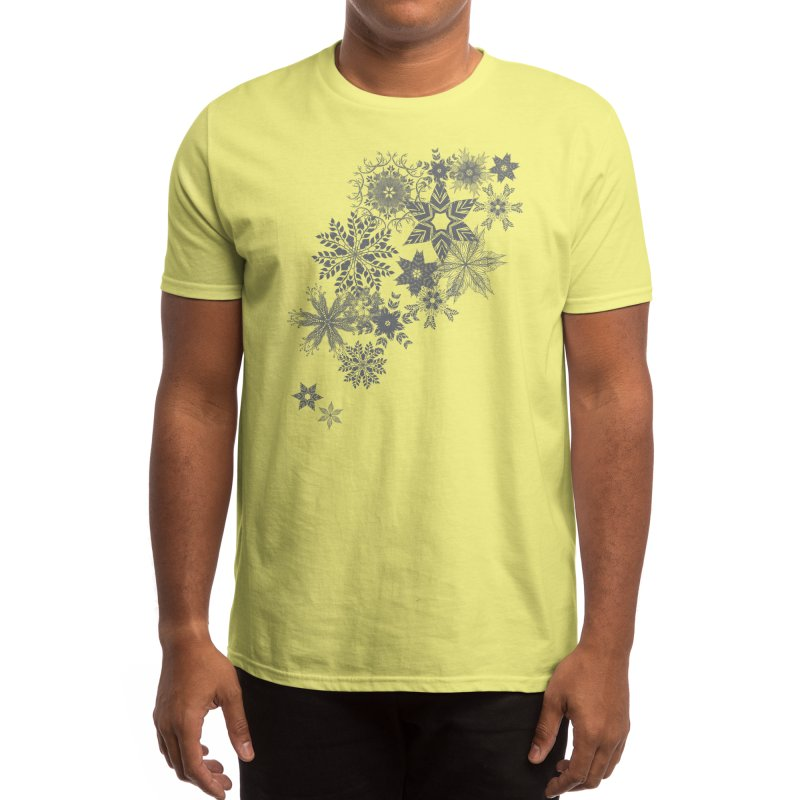 The Forest Drift Men's T-Shirt by Threadless Artist Shop