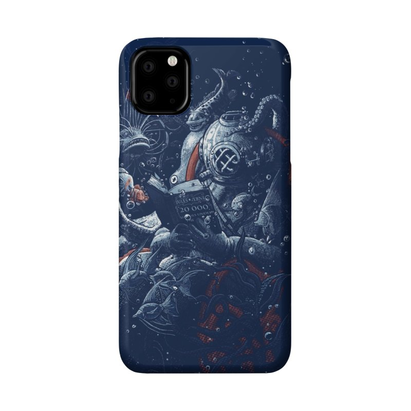 I'd Like to be Under the Sea Accessories Phone Case by Threadless Artist Shop