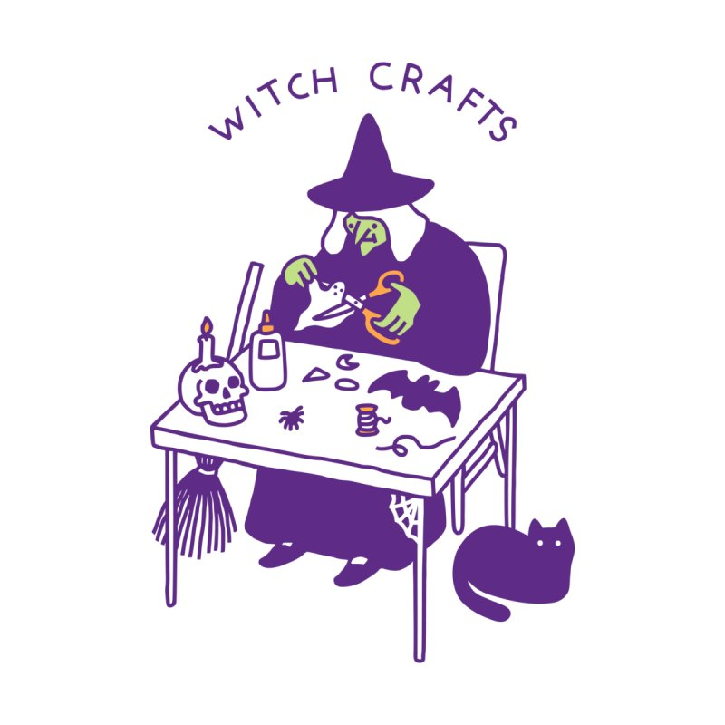 Witch Crafts Women's Pullover Hoody by Threadless Artist Shop