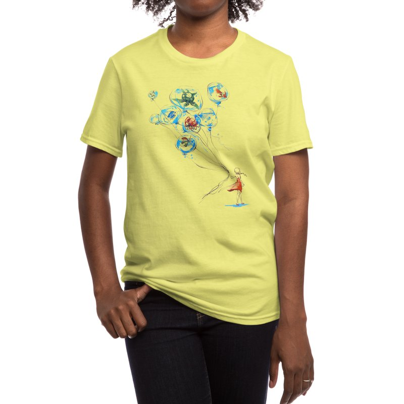 Water Balloons Women's T-Shirt by Threadless Artist Shop