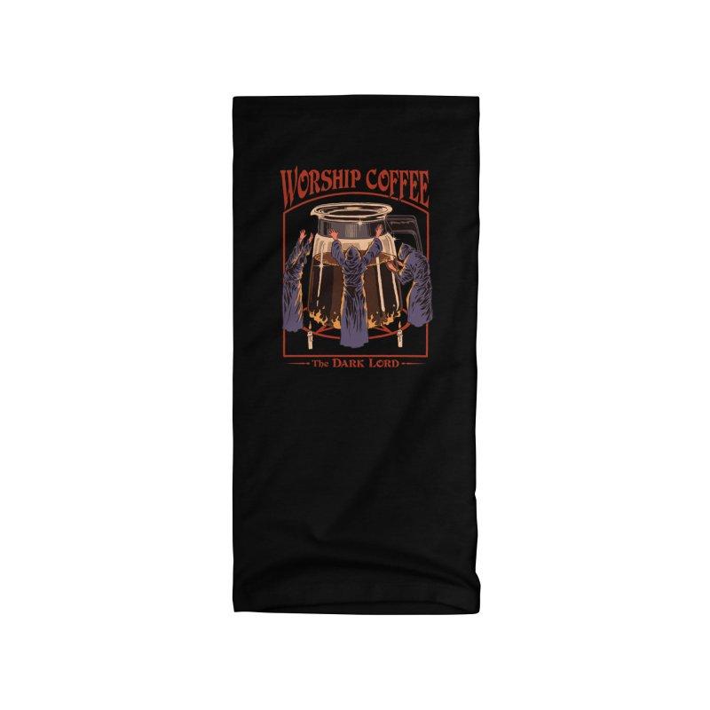 Worship Coffee Accessories Neck Gaiter by Threadless Artist Shop