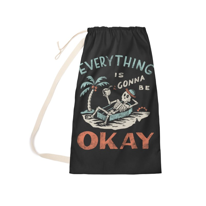 Okay Accessories Bag by Threadless Artist Shop