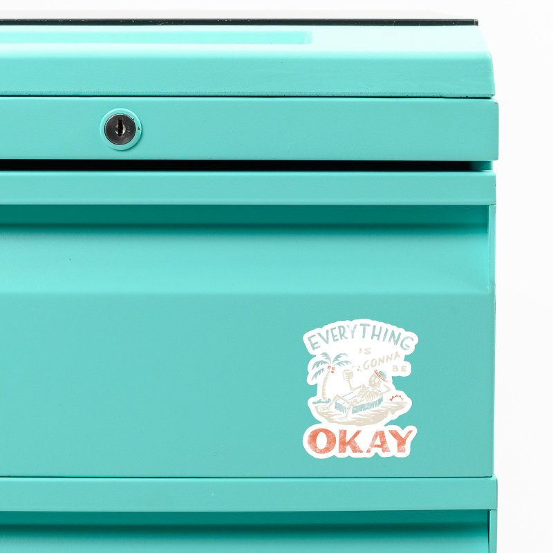 Okay Accessories Magnet by Threadless Artist Shop