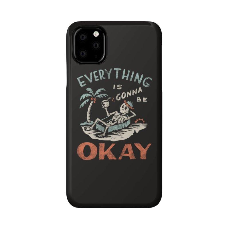 Okay Accessories Phone Case by Threadless Artist Shop