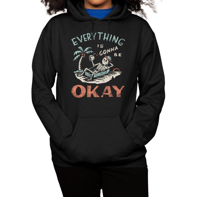 Okay Women's Pullover Hoody by Threadless Artist Shop