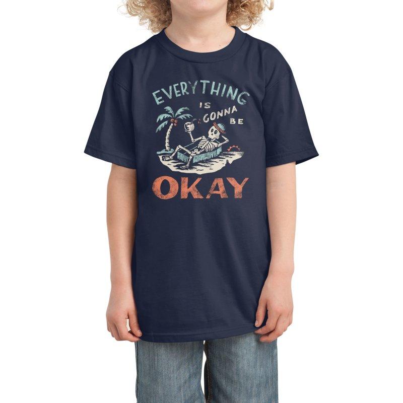 Okay Kids T-Shirt by Threadless Artist Shop